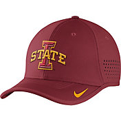 Nike Men's Iowa State Cyclones Cardinal Vapor Sideline Coaches Hat