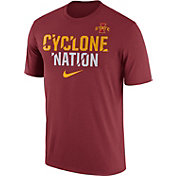 Nike Men's Iowa State Cyclones Cardinal Ignite Verbiage Legend T-Shirt