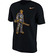 Nike Men's West Virginia Mountaineers Black Project Fresh Camo Pack T-Shirt