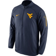 Nike Men's West Virginia Mountaineers Blue Championship Drive Football Hybrid Jacket