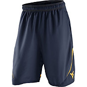 Nike Men's West Virginia Mountaineers Blue Stadium Team First Woven Shorts