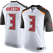 Nike Men's Away Limited Jersey Tampa Bay Buccaneers Jameis Winston #3