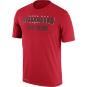 Nike Men's Tampa Bay Buccaneers All Football Legend Red T-Shirt