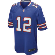 Nike Men's Home Game Jersey Buffalo Bills Jim Kelly #12