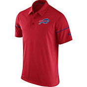Nike Men's Buffalo Bills Team Issue Red Polo