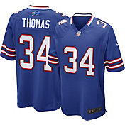 Nike Men's Home Game Jersey Buffalo Bills Thurman Thomas #34