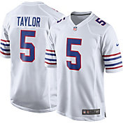 Nike Men's Alternate Game Jersey Buffalo Bills Tyrod Taylor #5
