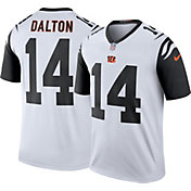 Nike Men's Color Rush 2016 Cincinnati Bengals Andy Dalton #14 Legend Game Jersey