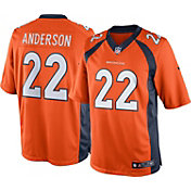 Nike Men's Home Limited Denver Broncos C.J. Anderson #22 Jersey