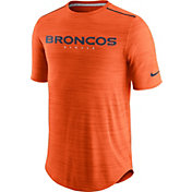 Nike Men's Denver Broncos Player Orange Performance T-Shirt