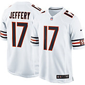 Nike Men's Away Game Jersey Chicago Bears Alshon Jeffery #17