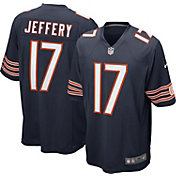 Nike Men's Home Game Jersey Chicago Bears Alshon Jeffery #17
