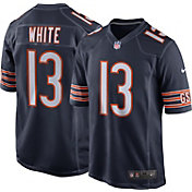Nike Men's Home Game Jersey Chicago Bears Kevin White #13