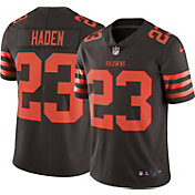 Nike Men's Color Rush 2016 Limited Jersey Cleveland Browns Joe Haden #23