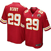 Nike Men's Home Game Jersey Kansas City Chiefs Eric Berry #29 - Extended Sizes