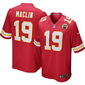 Nike Men's Home Game Jersey Kansas City Chiefs Jeremy Maclin #19
