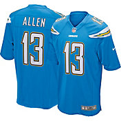 Nike Men's Alternate Game Jersey Los Angeles Chargers Keenan Allen #13