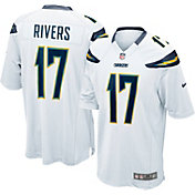 Nike Men's Away Game Jersey San Diego Chargers Philip Rivers #17