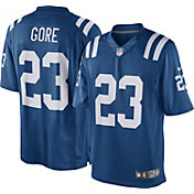 Nike Men's Home Limited Jersey Indianapolis Colts Frank Gore #23