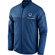 Nike Men's Indianapolis Colts Sideline 2016 Elite Hybrid Blue Jacket