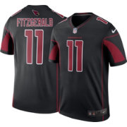 Nike Men's Color Rush 2016 Arizona Cardinals Larry Fitzgerald #11 Legend Game Jersey