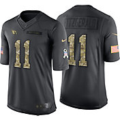 Nike Men's Home Limited Jersey Arizona Cardinals Larry Fitzgerald #11 Salute to Service 2016