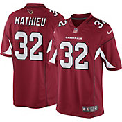 Nike Men's Home Limited Jersey Arizona Cardinals Tyrann Mathieu #32
