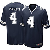 Nike Men's Home Game Jersey Dallas Cowboys Dak Prescott #4