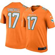 Nike Men's Color Rush 2016 Miami Dolphins Ryan Tannehill #17 Legend Game Jersey