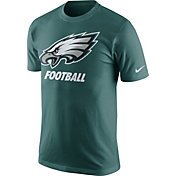 Nike Men's Philadelphia Eagles Facility Teal T-Shirt