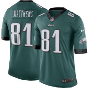 Nike Men's Home Limited Jersey Philadelphia Eagles Jordan Matthews #81