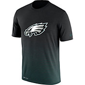 Nike Men's Philadelphia Eagles New Day Enhanced Black T-Shirt
