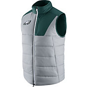 Nike Men's Philadelphia Eagles Sideline 2016 Player Teal Vest