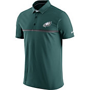 Nike Men's Philadelphia Eagles Sideline 2016 Elite Green Polo