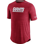 Nike Men's New York Giants Player Red Performance T-Shirt