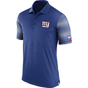 Nike Men's New York Giants Sideline 2016 Early Season Blue Polo