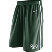 Nike Men's New York Jets Epic Green Shorts