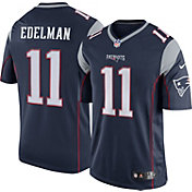 Nike Men's Home Limited New England Patriots Julian Edelman #11 Jersey