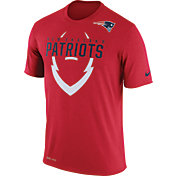 Nike Men's New England Patriots Legend Icon Red T-Shirt