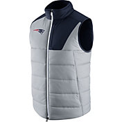 Nike Men's New England Patriots Sideline 2016 Player Navy Vest