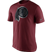 Nike Men's Washington Redskins Championship Drive 2016 Reflective Logo Red T-Shirt