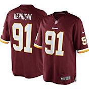 Nike Men's Home Limited Jersey Washington Redskins Ryan Kerrigan #91
