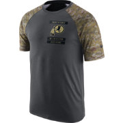 Nike Men's Washington Redskins Salute to Service 2016 Anthracite Performance T-Shirt