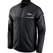Nike Men's Baltimore Ravens Sideline 2016 Elite Hybrid Black Jacket
