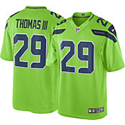Nike Men's Color Rush 2016 Limited Jersey Seattle Seahawks Earl Thomas III #29