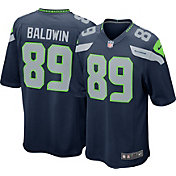 Nike Men's Home Game Jersey Seattle Seahawks Doug Baldwin #89