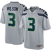Nike Men's Alternate Limited Jersey Seattle Seahawks Russell Wilson #3