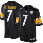 Nike Men's Home Limited Jersey Ben Roethlisberger #7