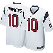 Nike Men's Away Game Jersey Houston Texans DeAndre Hopkins #10