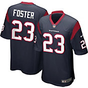 Nike Men's Home Game Jersey Houston Texans Arian Foster #23